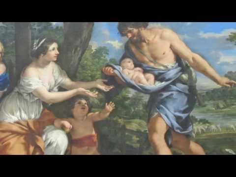CAPRICHO ITALIANO Bella Música Clásica Cuadros del Museo Louvre Paris HD mp4