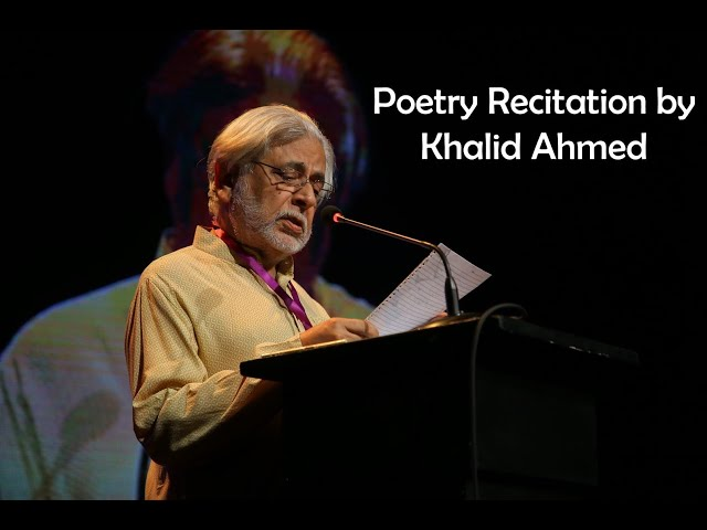 Poetry Recitation by Khalid Ahmed   Kishwer Naheed  1st Women Conference   ACPKHI l #womensday