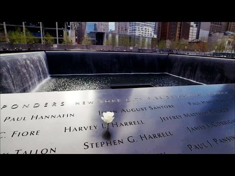 President Barack Obama & President George W. Bush Remember 9/11 Heroes & Victims