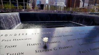 President Barack Obama & President George W. Bush Remember 9/11 Heroes & Victims