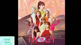 Twice (트와이스) ('the 7th mini album'[fancy you]) audio track list: 1. fancy 2. stuck in my head 3. girls like us 4. hot 5. turn it up 6. strawberry tags: twice...