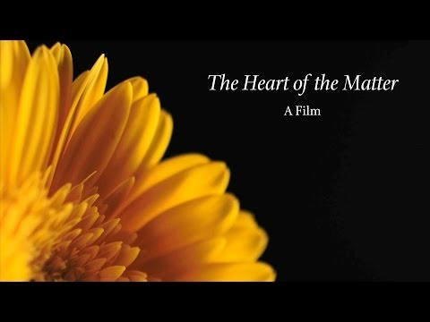 The Heart of the Matter   Video