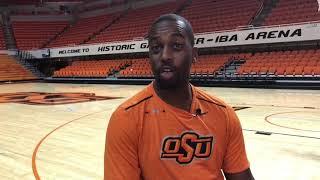 OSU Basketball - Mike Boynton