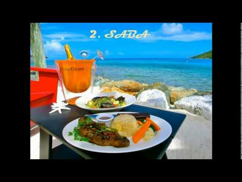 Top 5 of the best restaurants in the BVI's