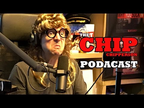 The Chip Chipperson Podacast - 001 - Chip interviews PRESIDENT TRUMP