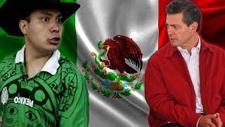 México es el meme más grande del mundo. ♛