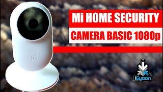 Xiaomi Mi Home Security Camera Basic Review