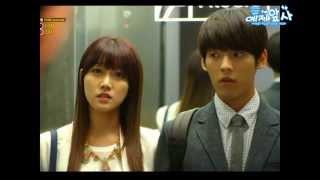 [1080P] 140404 Love and War 2 Minhyuk Cut part 1