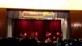 聖公會李兆強花式跳繩表演