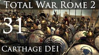 Total War Rome 2 Carthage DEI Campaign Part 31