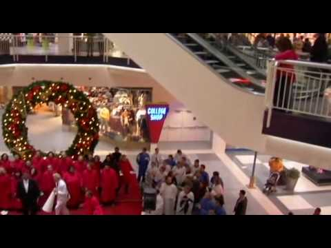 What Would Jesus Buy? -- Reverend Billy and Choir Raid Mall Of America