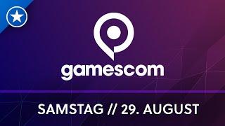 Offizieller deutscher Livestream der #gamescom2020 LIVESTREAM – Tag 3