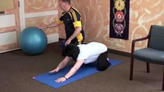 Yoga for Tailbone Trauma - Part II