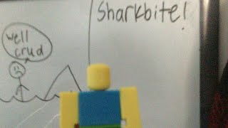 ROBLOX IN REAL LIFE: SHARKBITE