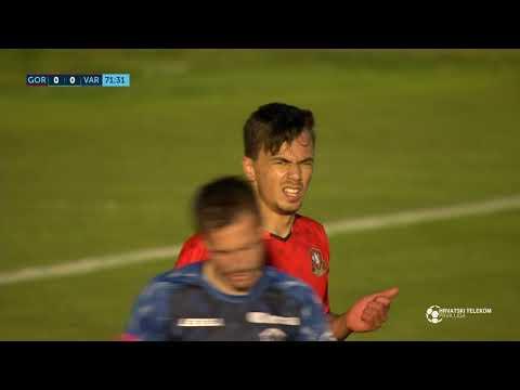 Gorica Varaždin Goals And Highlights