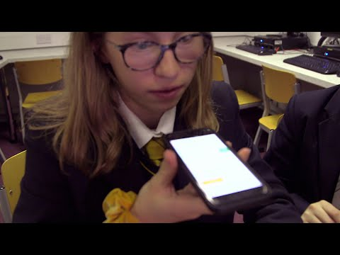The App That Helps Learning - BBC Click
