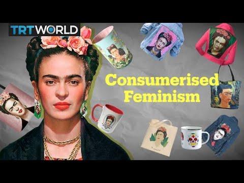 Frida Kahlo and commercialised feminism