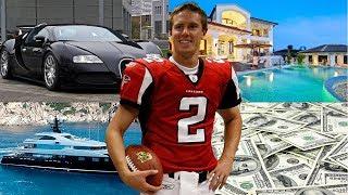 The Rich Life Of Matt Ryan 2018