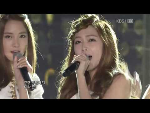 "120902 SNSD 소녀시 ""THE BOYS - MR TAXI"" Performance Korea China Music Festival 2012"