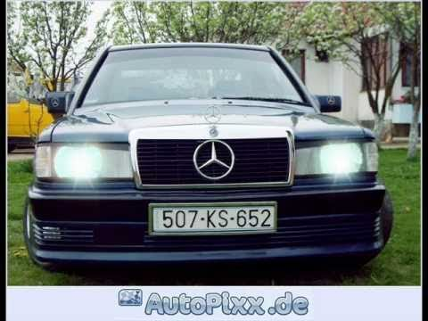 mercedes 190 2 0 tuning kosova part 2 youtube. Black Bedroom Furniture Sets. Home Design Ideas