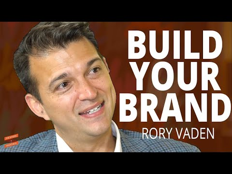 Building an Influential Personal Brand with Rory Vaden and Lewis ...