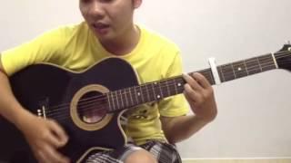 Tinh ve noi dau (Where do we go) - Thanh Bui ft Tata Young - Guitar - Cover