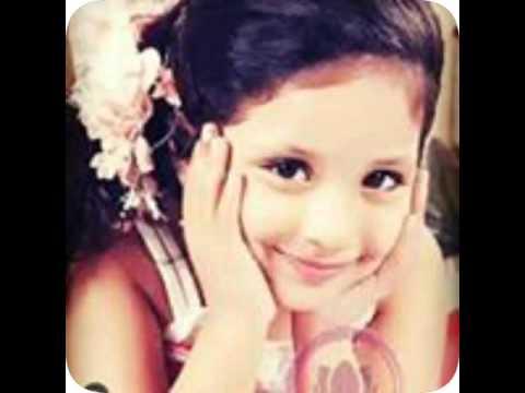 Foto Sargam Khurana & Adaa Narang pemeran Kaali & Gauri kecil
