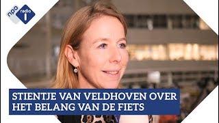 Fietsend het jaar uit: in gesprek met Stientje van Veldhoven | NPO Radio 1