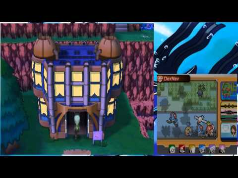 Pokemon Alpha Sapphire (Mono Water) 020 Weather Intitute Control