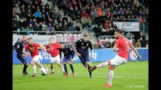 Goals AZ - FC Twente