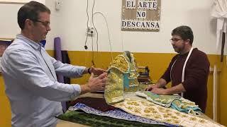 Cómo se hace un Traje de luces / SASTRERÍA DE TOREROS  / Daniel Sastre