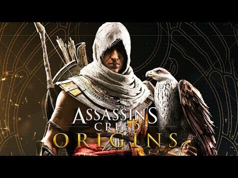 ASSASSIN'S CREED ORIGINS All Cutscenes (PS4 PRO) Game Movie 1080p HD thumbnail