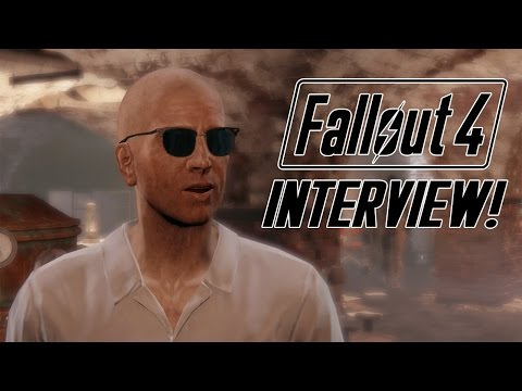 FALLOUT 4 Deacon Interview w/ Ryan Alosio - H.A.M. Radio Podcast Ep 57
