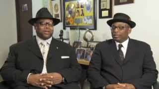 Tabu Records Re-Born 2013 - Jimmy Jam and Terry Lewis Interview Part 2