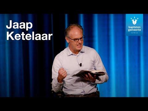 12-09 Jaap Ketelaar | Wat zijn we rijk!