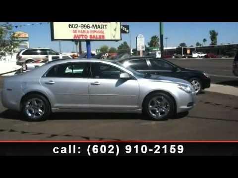 2010 Chevrolet Malibu - Credit Mart Auto Center - Phoenix,