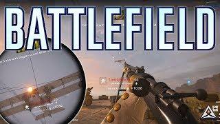 Epic Sniper Streak  Battlefield Top Plays