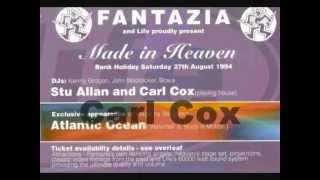 FANTAZIA@Bowlers Aug '94 Carl Cox