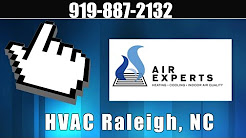 Air Experts Heating & Cooling Raleigh NC Review | 919-887-2132