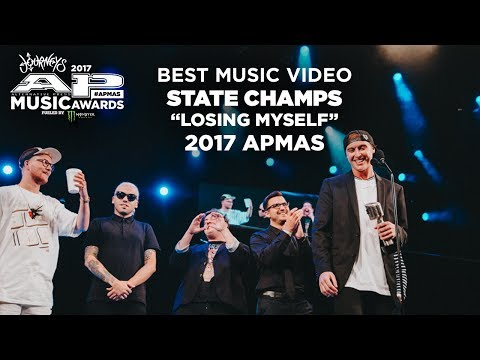 APMAs 2017 Best Music Video: STATE CHAMPS'