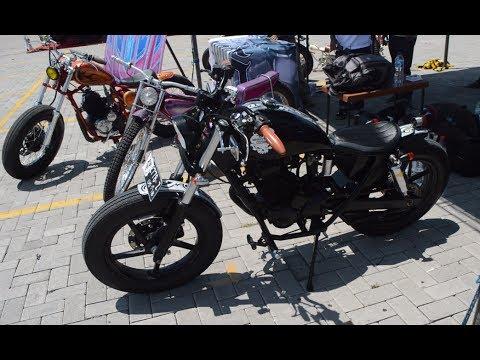 Yamaha Scorpio Japstyle - Bratstyle & Chopper, Modifikasi DT Brother Custom
