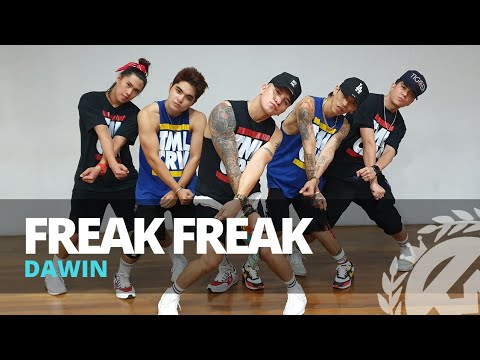 FREAK FREAK by Dawin | Zumba | Pop | TML Crew Kramer Pastrana
