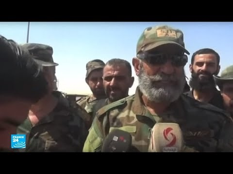 مقتل العميد عصام زهر الدين قائد اللواء 104 بلغم أرضي في دير الزور  - نشر قبل 1 ساعة