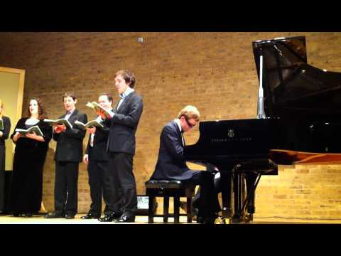 derek paravicini playing classical tiger rag piece