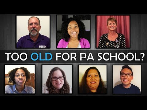 The True Life of an Older PA Student - (Physician Assistant Documentary)