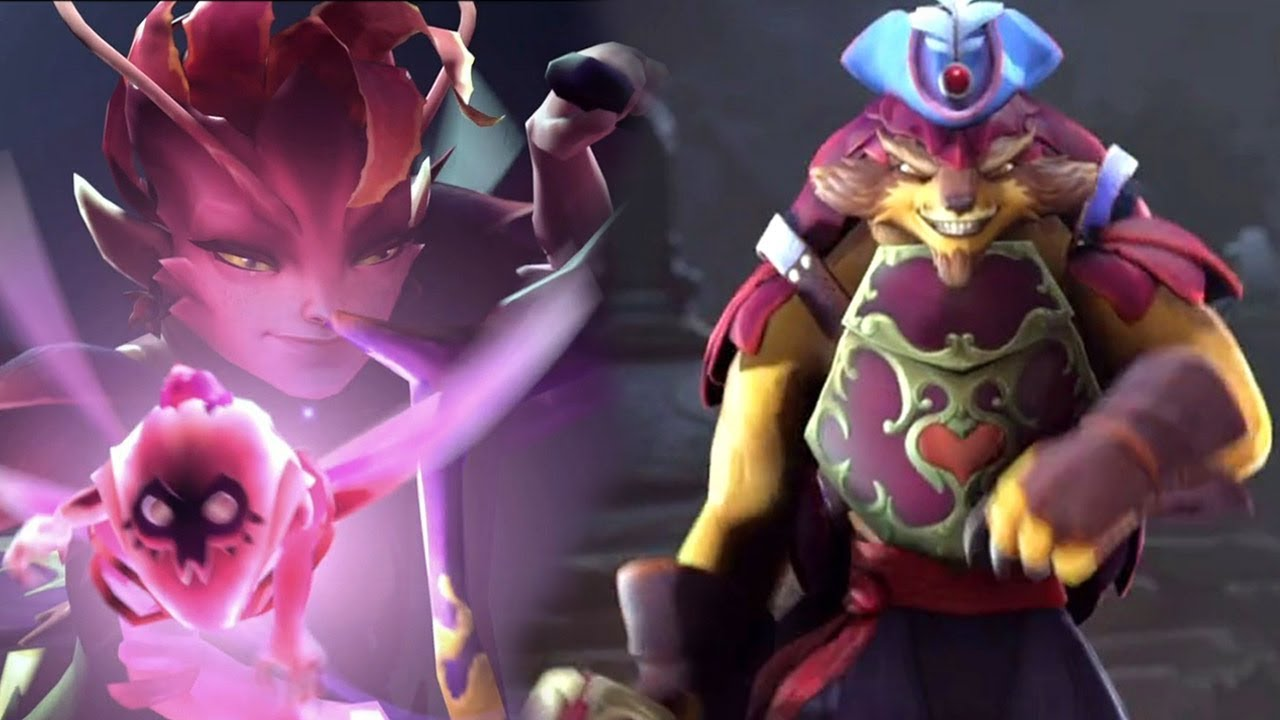 two new heroes announcement update ti7 dota 2 youtube