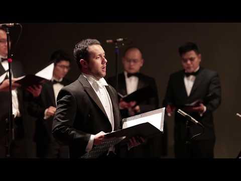 Caeleb Tee: Psalm 46 (Malaysia Bach Festival)