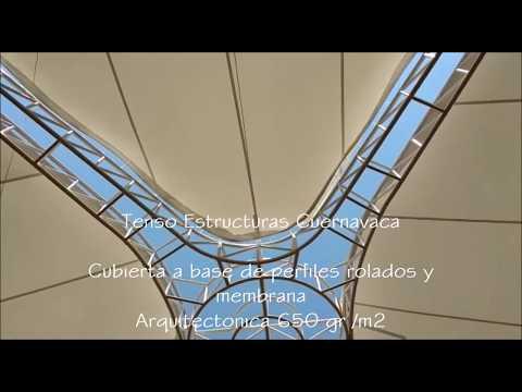 Velaria Plaza Comercial Proceso Constructivo