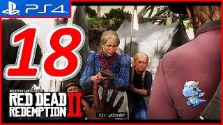 Una Amabilidad Inusitada - Red Dead Redemption 2 - Parte 18 En Español PS4 - WilmerRD