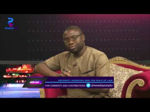 NEWDAY WITH HUMAN RIGHTS LAWYER: Security agencies and the rule of law